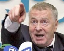 Владимир Жириновский будет бороться с Владимиром Путиным за пост президента России в 2018