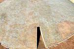 В Испании в местечке Тригуэрос восстановлен гигантский дольмен