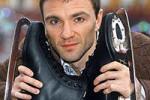 Заслуженный мастер спорта России фигурист Антон Сихарулидзе отмечает 37-й день рождения