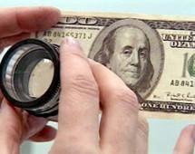 В Благовещенске изъята фальшивая 100-долларовая купюра
