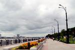 Торжественное открытие нового участока набережной реки Амур состоится 27 октября