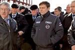 Глава Роскосмоса Олег Остапенко уверяет в экологической чистоте ксмодрома «Восточный»