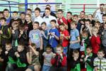 В селе Маркове прошёл чемпионат и первенство Амурской области по кикбоксингу