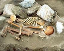 В Перу в древней пирамиде обнаружена мумия ребенка, принесенного в жертву