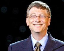 Основатель корпорации Microsoft Билл Гейтс 28 октября отмечает 58-й день рождения