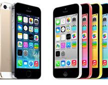 Новые iPhone 5s и 5c не работают в сетях четвертого поколения LTE сотовых операторов РФ