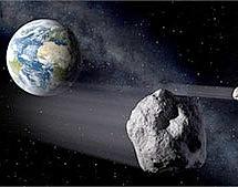 Рядом с Землёй на расстоянии 142 тысячи километров пролетел 8-метровый астероид