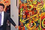Выставка картин Сильвестра Сталлоне открылась в Санкт-Петербурге