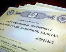 Правительство России обдумывает будущее программы материнского капитала