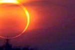 Жители Земли смогут увидеть необычное кольцевое затмение Солнца