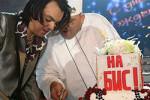Необычный торт на день рождения Филиппа Киркорова