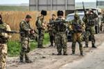 Украинские военные утром 2 мая начали штурм Славянска