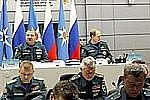 Глава МЧС России Владимир Пучков потребовал усилить мониторинг за лесными пожарами в Сибири и на Дальнем Востоке
