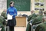Военные Восточного военного округа перед 9 Мая прошли обследование на нервно-психическую устойчивость