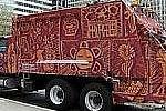 Молодёжь Благовещенска сможет разрисовать городские мусоровозы