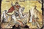 6 мая весь православный мир чтит память Святого Георгия Победоносца.