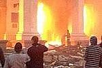 При пожаре в Одессе люди в Доме профсоюзов умирали мгновенно из-за горения неизвестного вещества