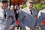 Полицейские Приамурья возложили цветы к Мемориалу погибшим в годы Великой Отечественной войны