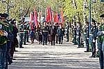 В Амурском общевойсковом объединении ВВО почтили память павших в Великой Отечественной войне