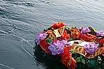 На Камчатке почтили память погибших в годы войны моряков возложением венка на воду Авачинского залива