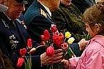 В Белогорске отметили годовщину Победы шествием и парадом