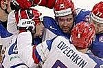 Сборная России разгромила Швейцарию в стартовом матче чемпионата мира
