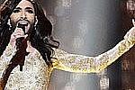 Певица-трансвестит из Австрии Кончита Вурст победила на «Евровидении-2014»