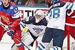Сборная России обыграла Финляндию в матче ЧМ по хоккею