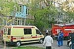 В жилом доме Хабаровска произошел мощный взрыв бытового газа
