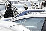 В Благовещенске автомобилист устроил стрельбу и пытался скрыться с места происшествия