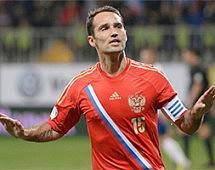 Сборная России по футболу поедет на ЧМ-2014 с олимпийским слоганом «Нас не догонят!»