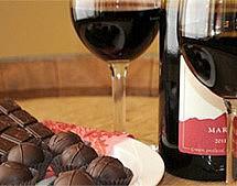 Шоколад и красное вино не влияют на продолжительность жизни