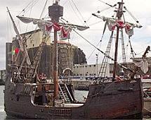 У берегов Гаити найден легендарный корабль Христофора Колумба
