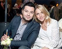 Российские артисты Юлия Ковальчук и Алексей Чумаков тайно поженились в Испании