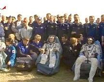 Три члена экипажа МКС благополучно вернулись на Землю
