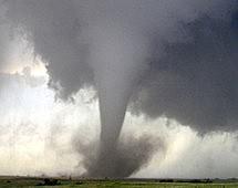 В скором времени в России всё чаще будут происходить разрушительные торнадо