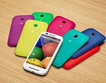 Компания Motorola представила новую бюджетную модель смартфона Moto E
