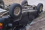 В Приморье двое человек пострадали в аварии