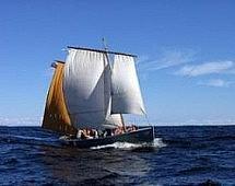 Гребно-парусная регата имени адмирала Невельского проходит в 58-й раз