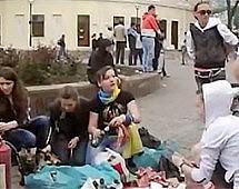 В Одессе покончила с собой школьница, принимавшая участие в расправе 2 мая