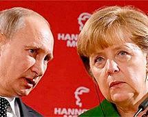 Германия требует от России признания выборов президента на Украине